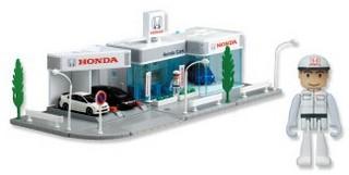 トミカタウン Honda Cars ホンダカーズ ディーラー タカラトミー